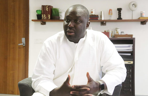 "Abdou Karim Fofana: ""9.000 hectares sont des bidonvilles"""