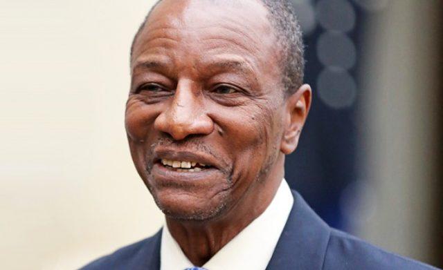 """ALPHA CONDE – """"Pourquoi on permet la révision de la Constitution aux autres et pas à la Guinée ?"""""""