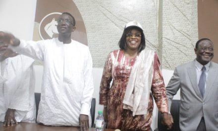 HOMMAGE A MARIEME FAYE – Quand Amadou Ba fait (presque) du Mbagnick Ndiaye
