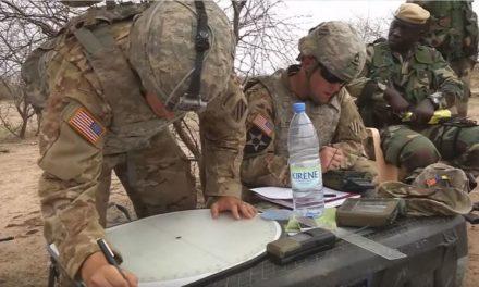 Préparation médicale : exercice mixte entre les armées Sénégalaise et Américaine