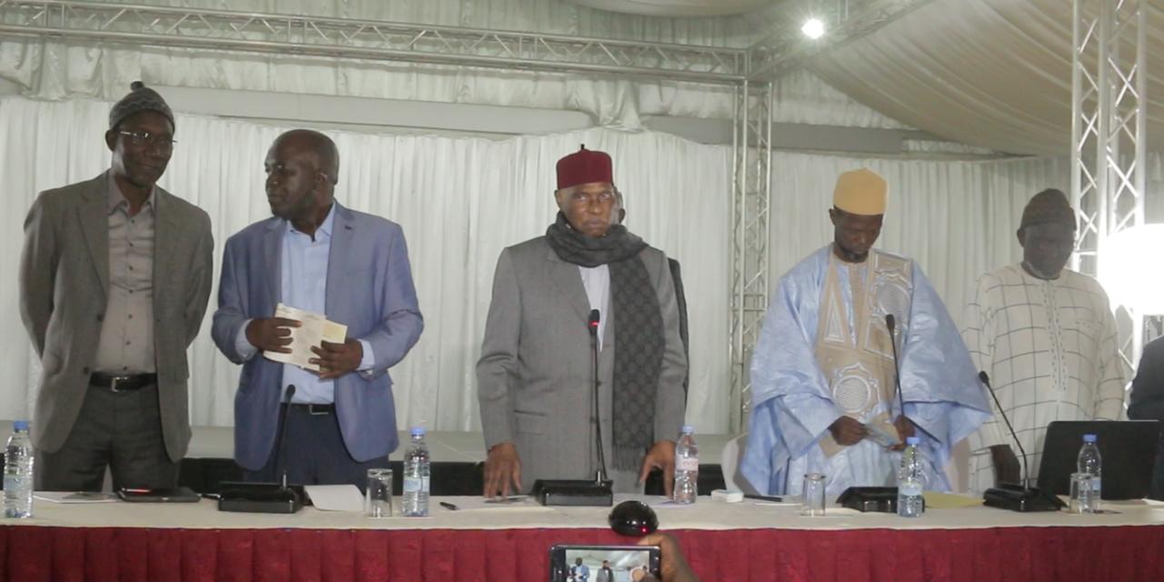 Dialogue national : Le Pds boude Aly Ngouille Ndiaye