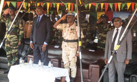 Centrafrique : l'Unité sénégalaise d'hélicoptères d'attaques décorée par l'Onu (photos)