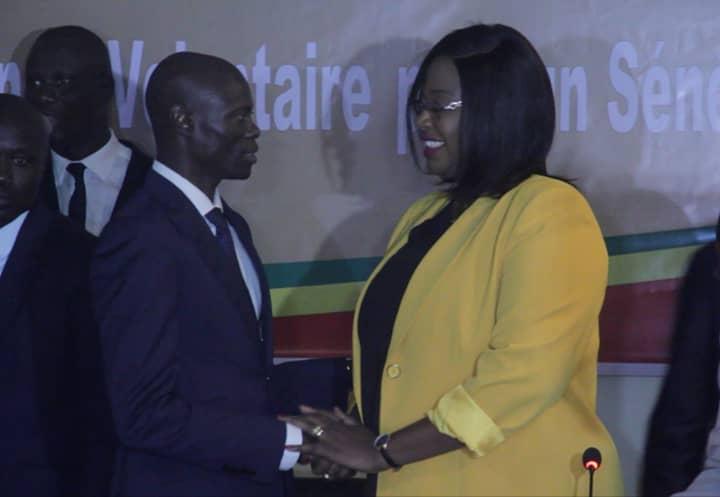 Ministère de la jeunesse : une passation de service éclair