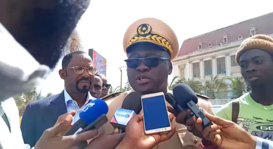 """Valise suspecte  : le préfet de Dakar parle de """"fausse alerte"""""""