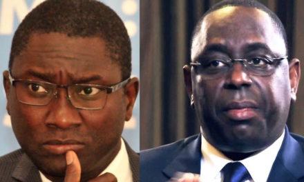 """Les """"incongruités"""" d'une réforme constitutionnelle initiée par Macky Sall"""