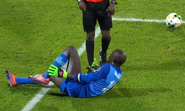 Khadim Ndiaye victime d'une fracture ?