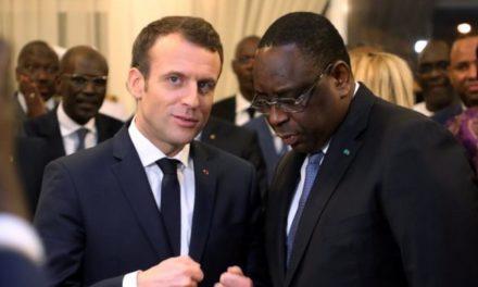 Macron plaide l'annulation de la dette des pays africains