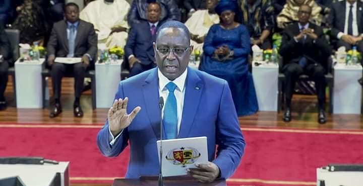 L'investiture du président Macky Sall en images