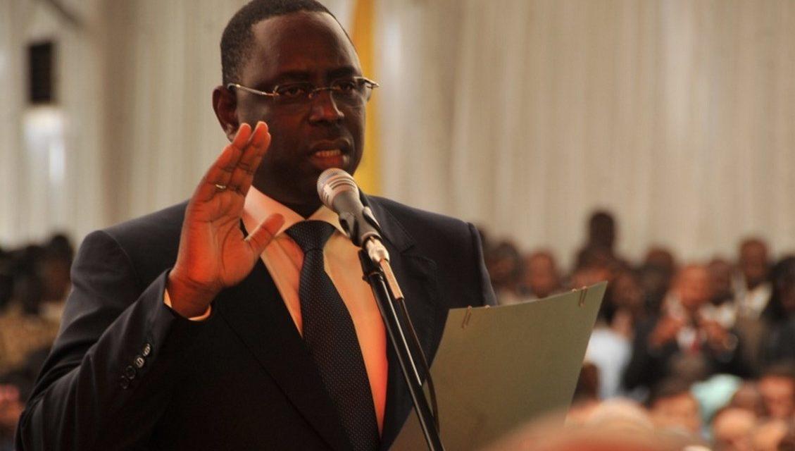 """Macky appelle encore l'opposition à """" un dialogue sans exclusive"""""""