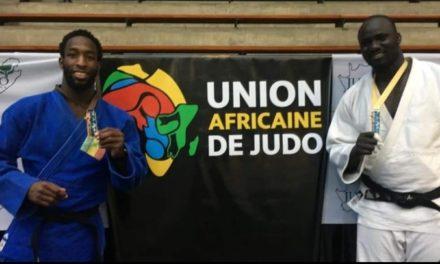 Judo : 23 ans après, Mbagnick Ndiaye décroche l'or continental  pour le Sénégal