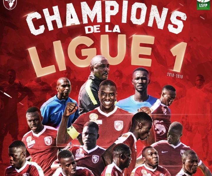 Génération Foot sacrée championne du Sénégal