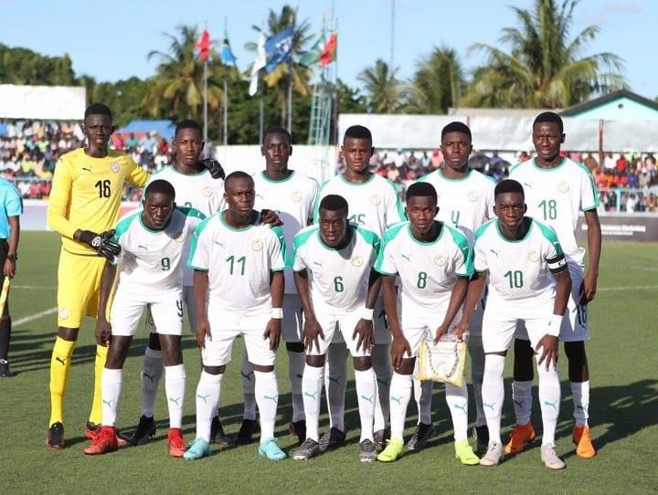 CAN U17 : Le Sénégal éliminé