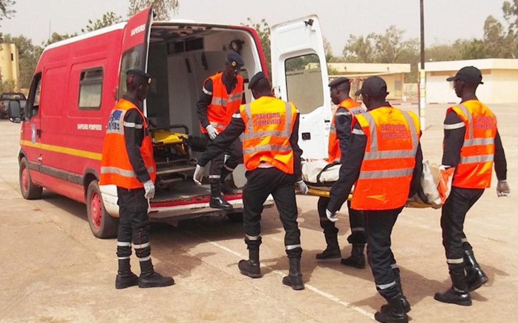 PARCELLES ASSAINIES – Un homme retrouvé ensanglanté meurt lors de son évacuation