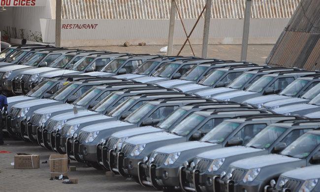 1.000 voitures achetées par an, consommation excessive de carburant, factures élevées