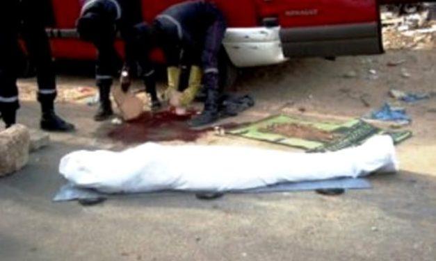 Dagana : Un accident fait 4 morts et 4 blessés