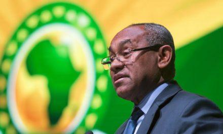 Football : Ahmad Ahmad, le président de la CAF, ressort de sa garde à vue, sans poursuite