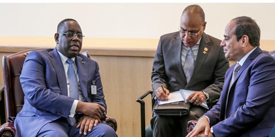 Coopération économique sénégalo-égyptienne : de nouveaux accords signés