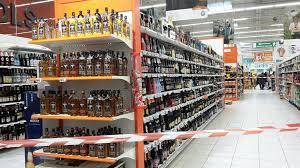 Vente illicite d'alcool :MackySallengage le combat