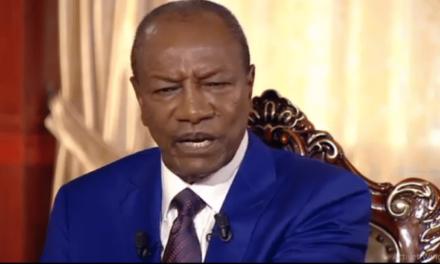 FERMETURE DES FRONTIERES AVEC LE SENEGAL – Alpha Condé se bunkerise