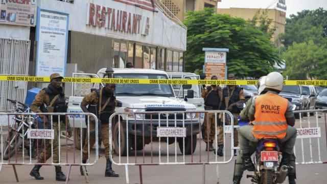 BURKINA FASO: 62 morts dans une attaque suivie d'affrontements