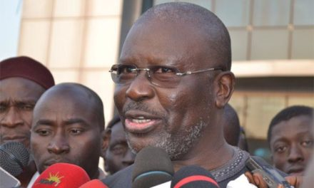 Porte-parole de Me Wade : Me Sall remplace Babacar Gaye