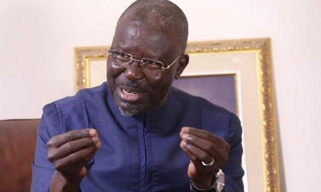 "Babacar Gaye : ""Abdoulaye Wade n'est pas sans domicile fixe"""