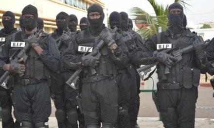 Prestation de serment : La police mobilise 400 éléments dont les membres de son corps d'élite