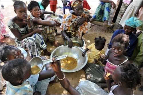 Situation alimentaire: plus de 150 00 Sénégalais vivent dans une phase de crise