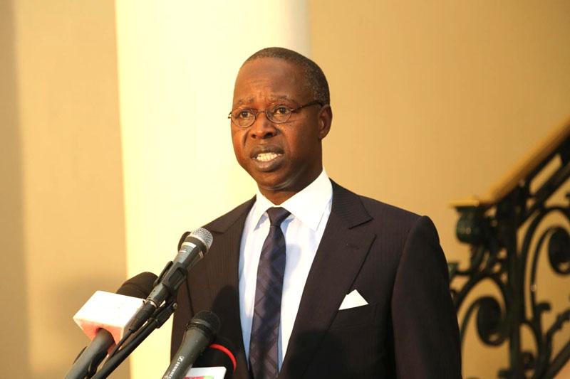 Abdallah Dionne chef du gouvernement et SG de la Présidence de la République – Vers la suppression du poste de Premier ministre