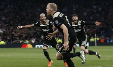 1/2 FINALE LDC : Tottenham puni à domicile