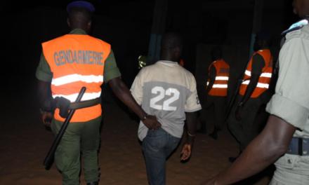 Fallou Diop arrêté : Il avait brûlé vif son père finalement décédé