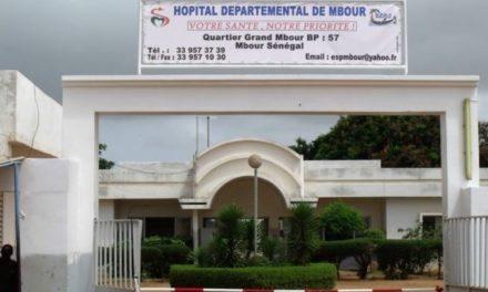 Hôpital de Mbour : faute de médecins, l'unité psychiatrique bloquée