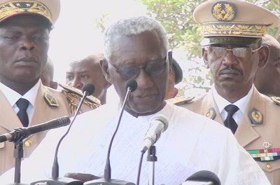 Le Général Cissé inhumé à Yoff