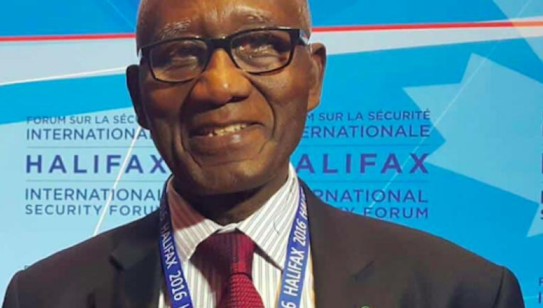 Lamine Cissé : un Général omniprésent et discret