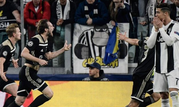 LIGUE DES CHAMPIONS : L'Ajax en demi, 22 ans après
