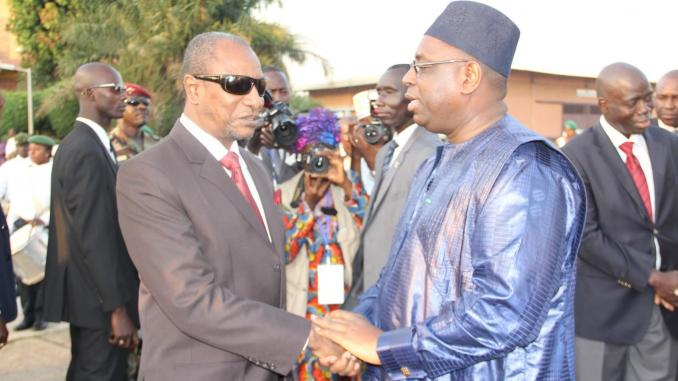 PUTSCH EN GUINEE – La position officielle du Sénégal