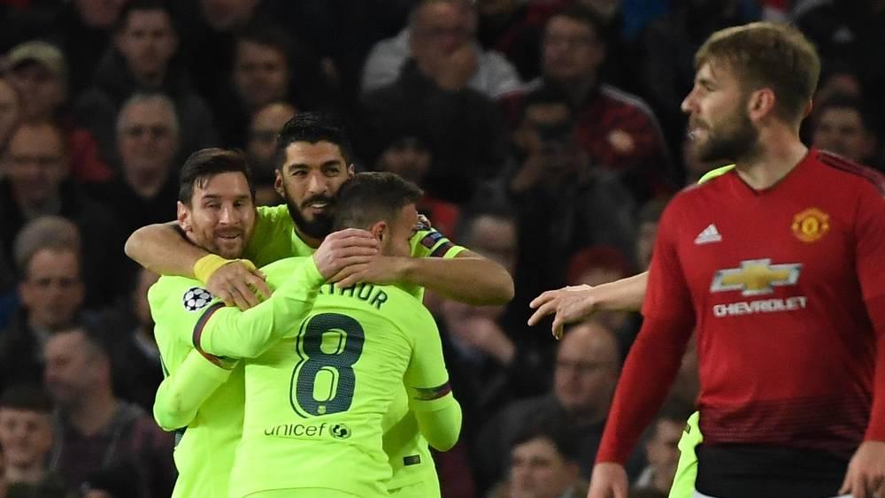 LIGUE DES CHAMPIONS : Barça bien parti, Juve cale