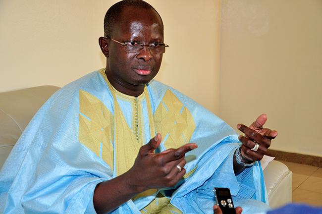 """Modou Diagne Fada et la suppression du poste de PM : """"Le Président ira plus vite…''"""
