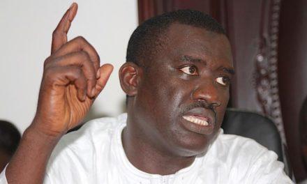 Leprojet de réforme institutionnelle :un frein au dialogue, selon Moussa Tine