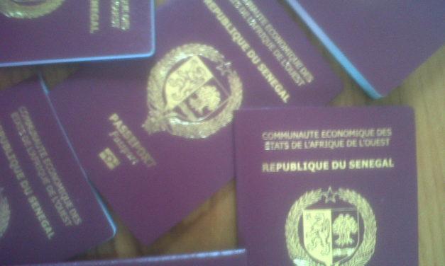 Ordre dans l'octroi des passeports diplomatiques: NETTALI.COM conforté