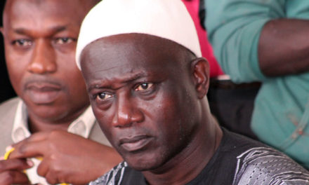 """Serigne Mbacké Ndiaye, les """"photos nues"""" et l'histoire de chantage"""