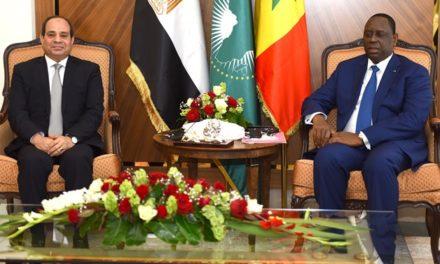 VisitePrésident al-Sissi : Incident protocolaire au Palais