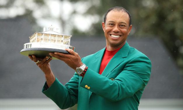 Tigers Woods : le grand come-back de l'histoire