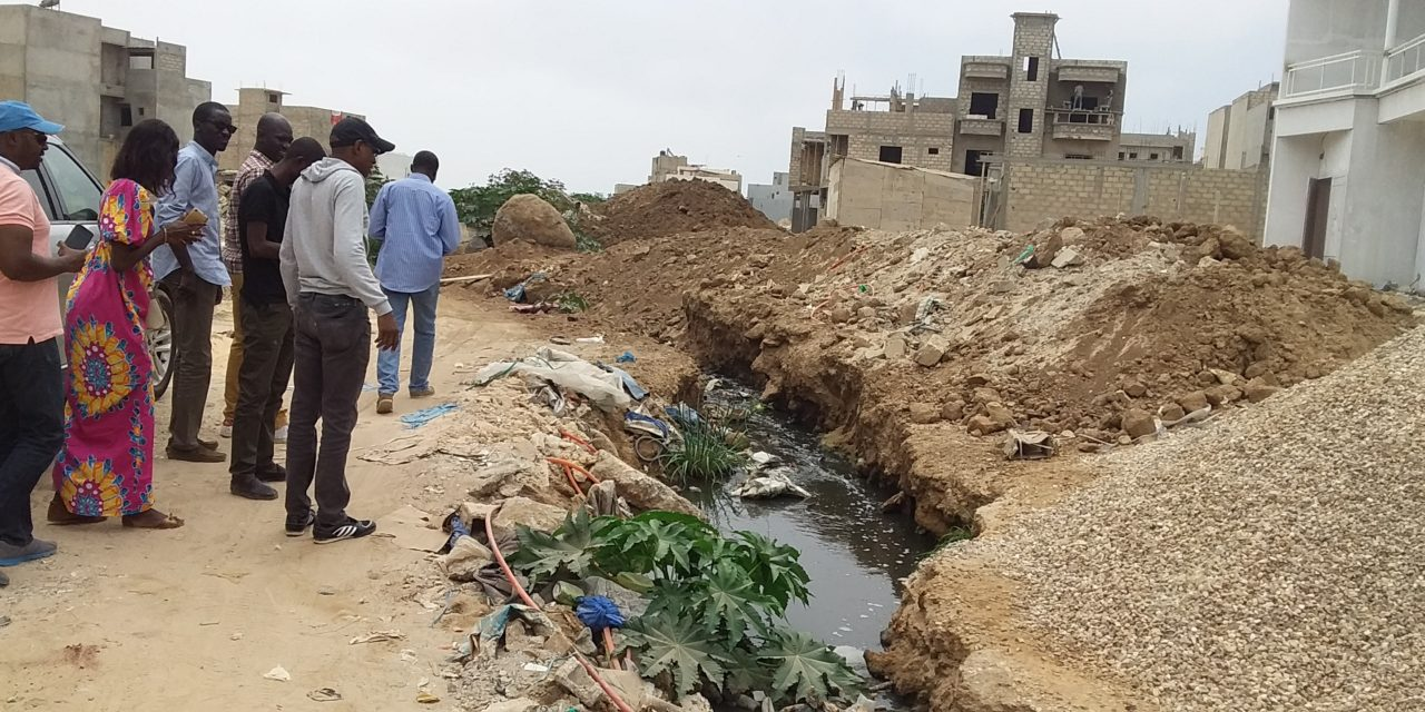"""Vidéo – Ibra Diakhaté, Président : """"il y a ici une bombe qui risque d'exploser…"""""""