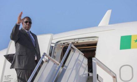 REUNION SUR LE TERRORISME : Macky Sall attendu à l'Elysée