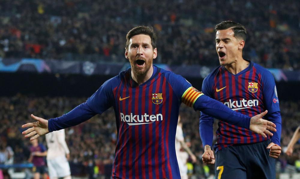 DEMI-FINALE LDC: Messi surclasse Liverpool