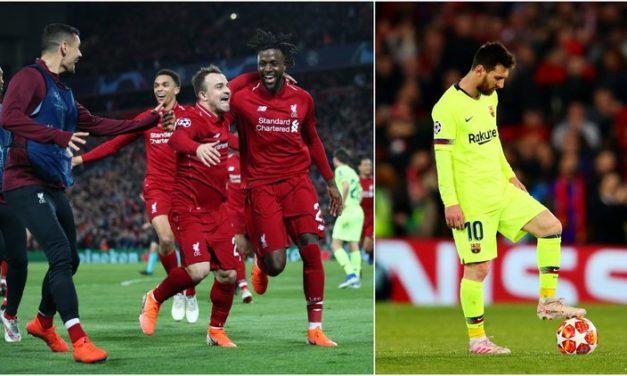REMONTADA : Messi et le cauchemar d'Anfield