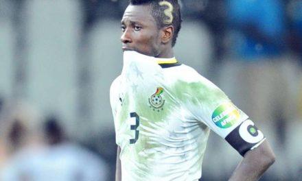 Le Président ghanéen fait plier Gyan !