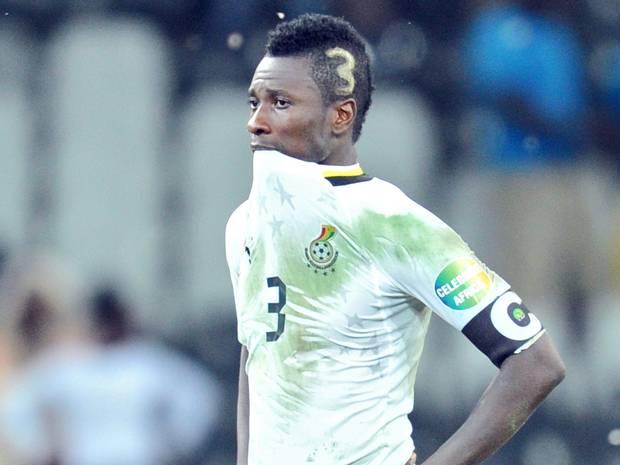 """Asamoah Gyan """"Je quitte la sélection si…"""""""