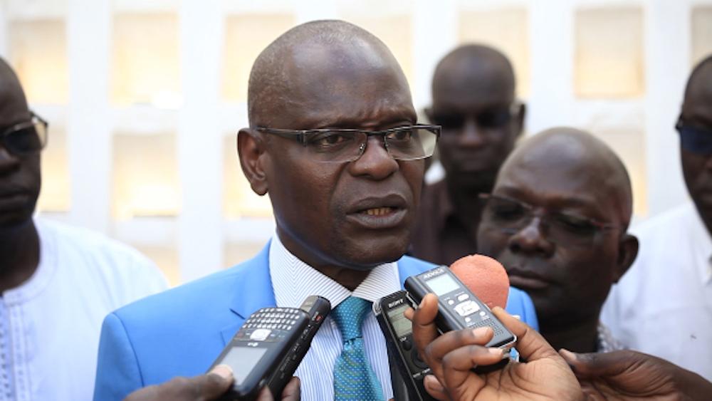 Cheikh Diop : « Macky Sall veut discréditer le mouvement syndical et ses dirigeants »